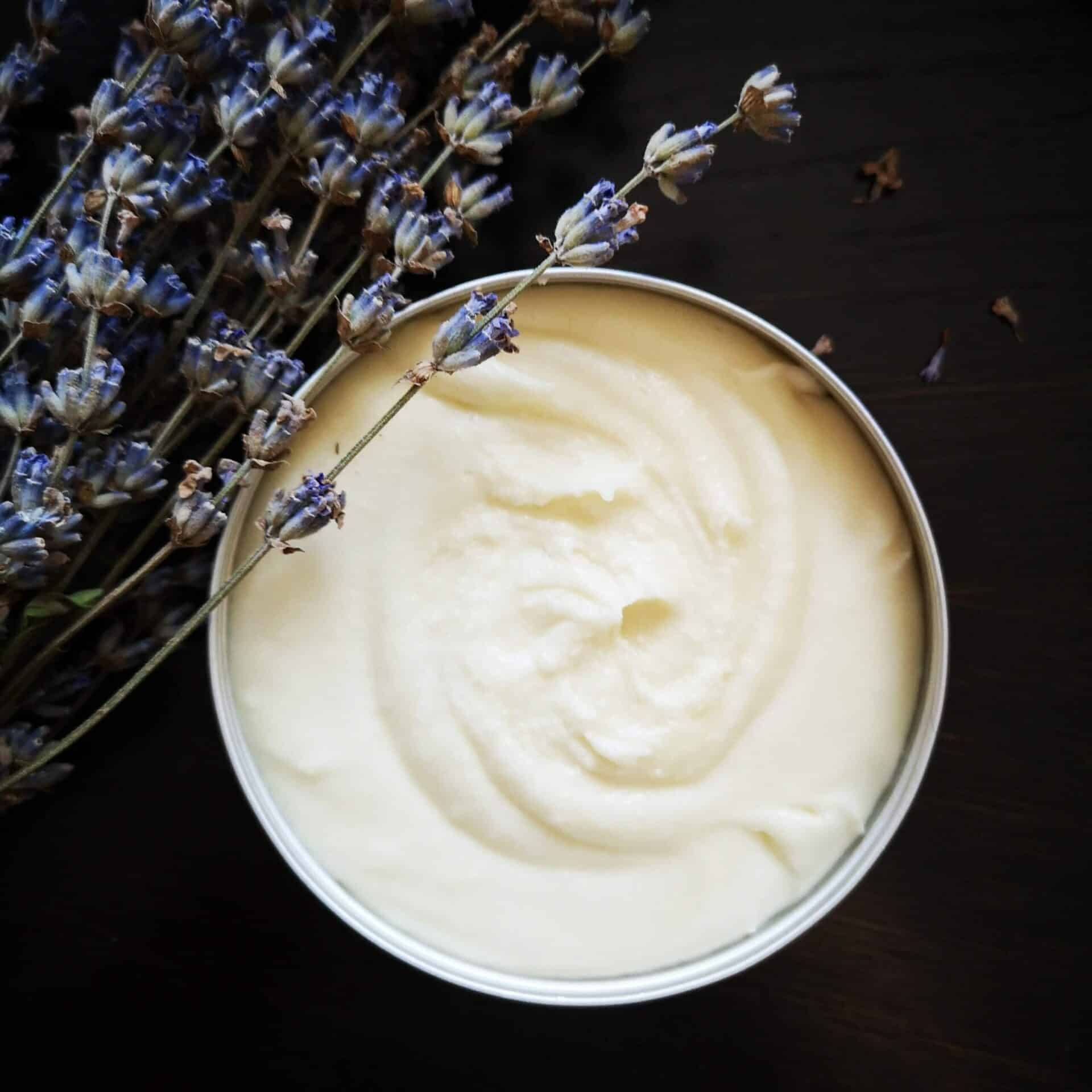 Крем дезодорант Лавандула