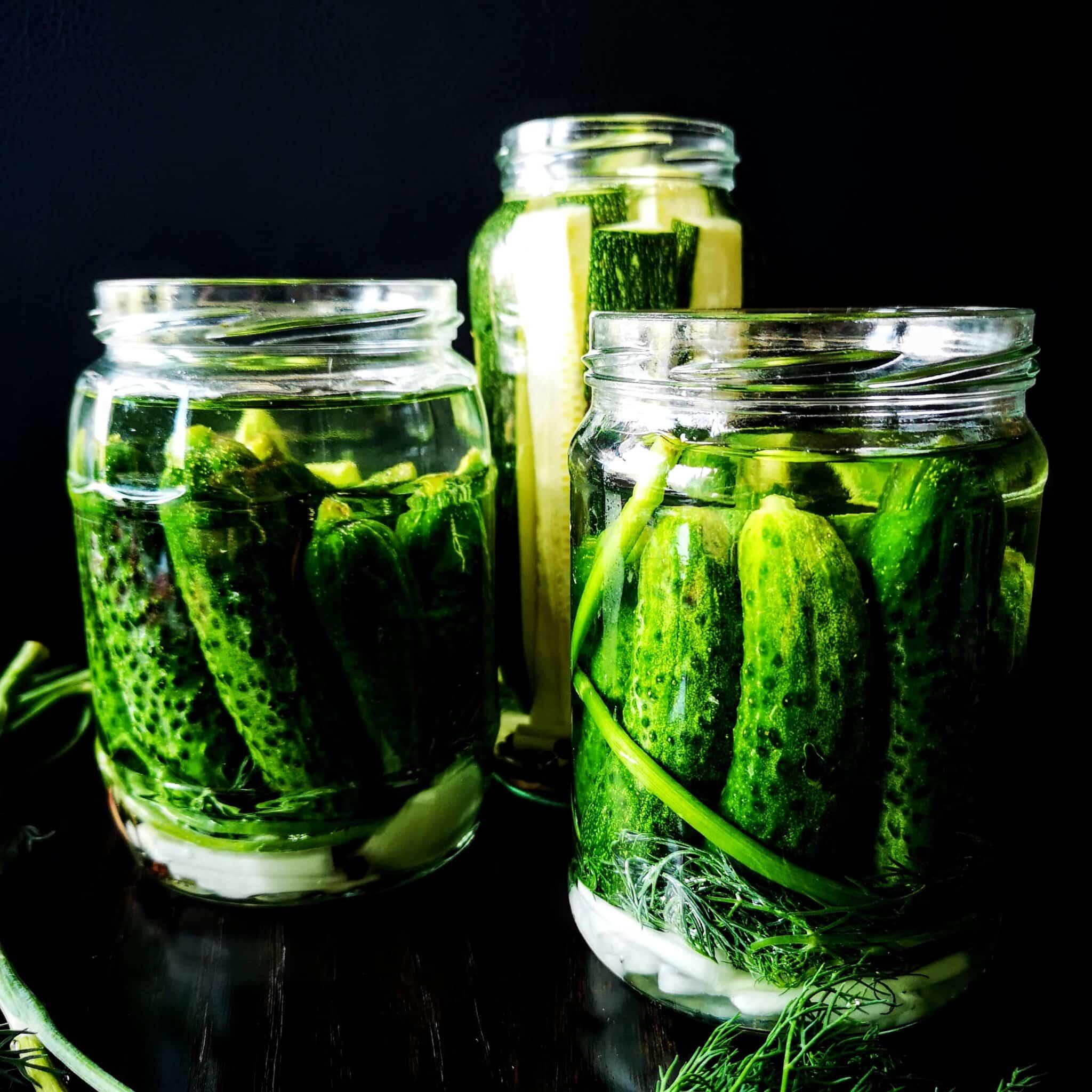 Ферментирали зеленчуци