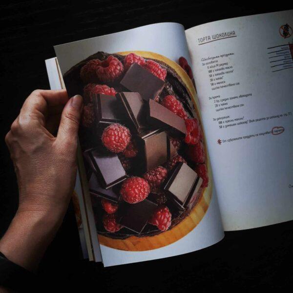 Книга десерти