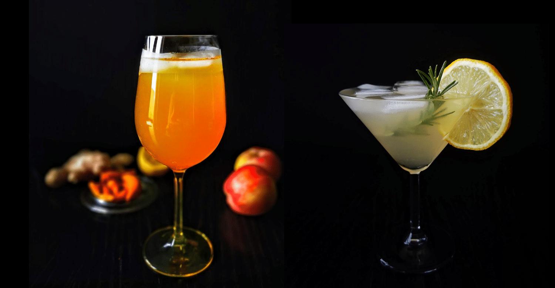 Напитка с ябълков оцет