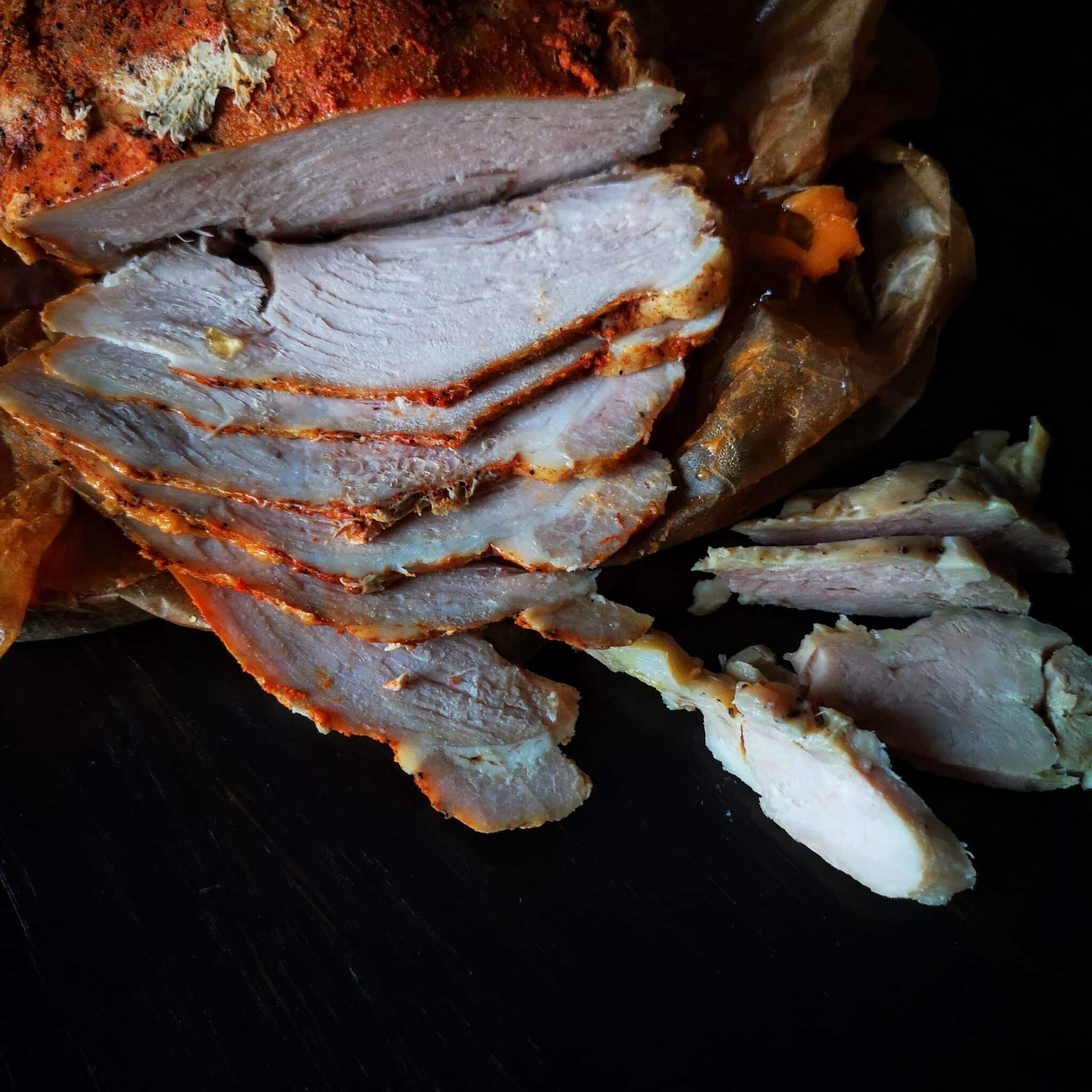 Печено месо за студено поднасяне и сандвичи