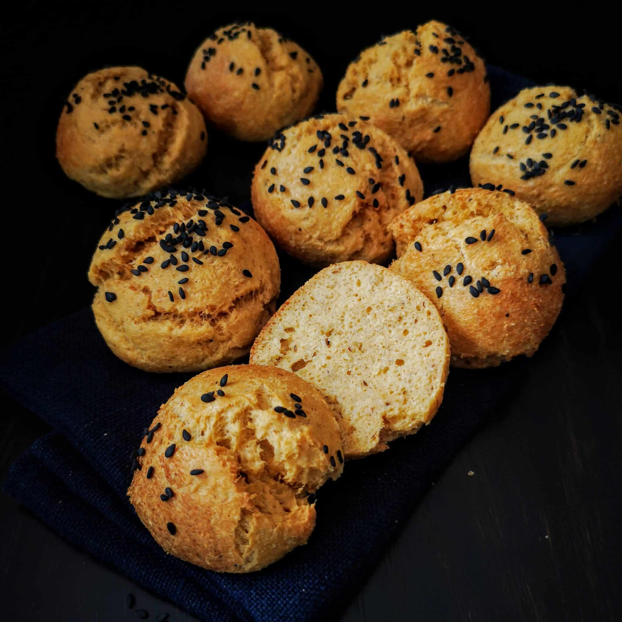 Протеинови хлебчета