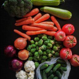 Рецепти със зеленчуци