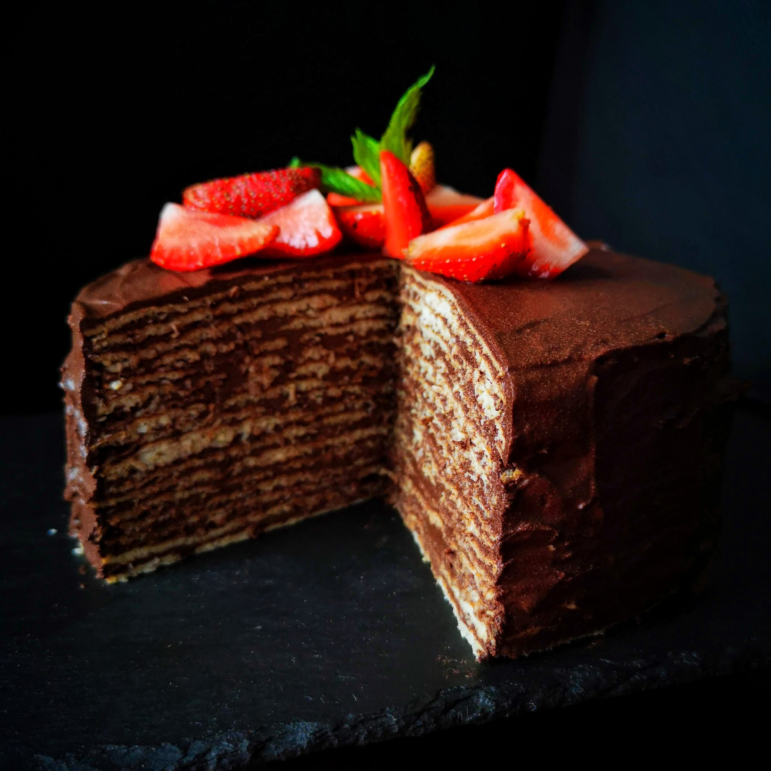 Палачинкова торта